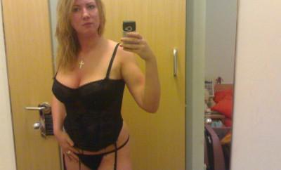 Belle blonde de 39 ans en Maine-et-Loire